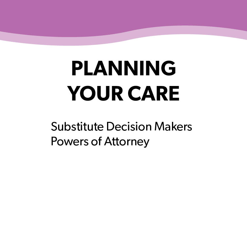 Planning Your Care