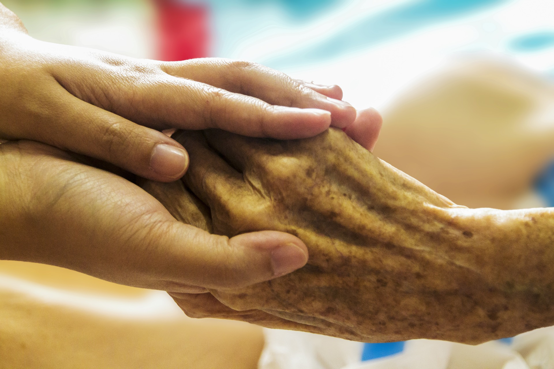 Comfort and Support Through the End-of-Life Journey