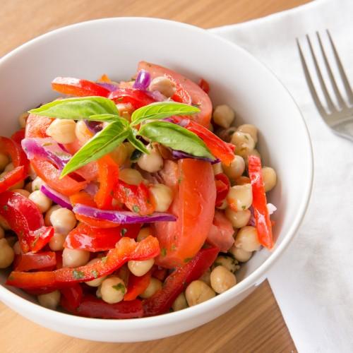 image of Meals on Wheels salad