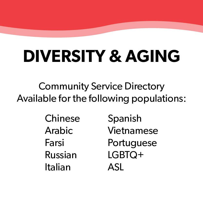 Diversity & Aging