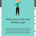 New mobile app for PSWs improves care for clients